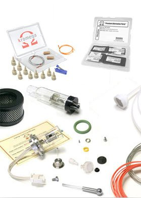 Chromatography spares and consumables
