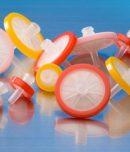 Hydrophilic Syringe Polyvinylidene Fluoride (PVDF) Syringe Filters, Hydrophilic, 13mm, 0.45µm