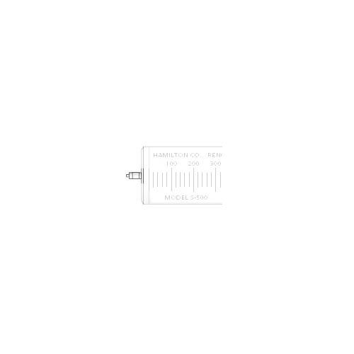 Hamilton Super Syringe, TLL connector for all models.
