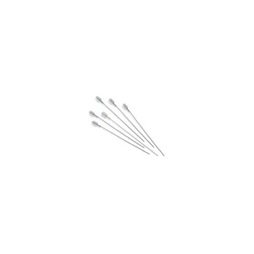 28 gauge, Small Hub RN Hamilton Custom Needle For 2.5µL - 100µL Syringes. Please specify length, point style and whether electro-tapered.