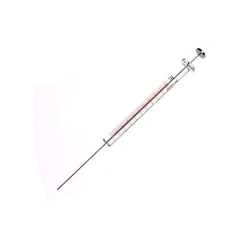25µL, Model 1702 N, Hamilton Syringe (Cemented Needle) 22s Gauge, Point style 3