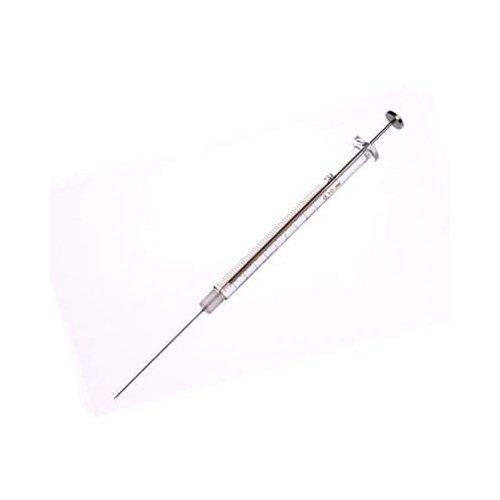 100µL, Model 710 N, Hamilton Syringe (Cemented Needle), 22s Gauge, Bevel Tip