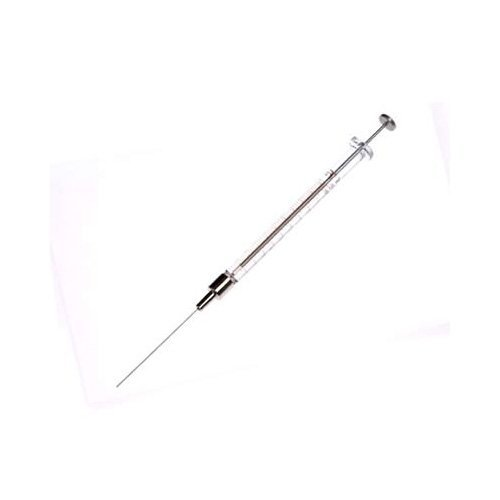 100µL, Model 710 CA, Hamilton Syringes (Cemented Needle), 24 Gauge, Blunt HPLC Point Style