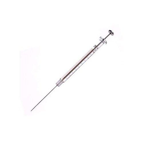 100µL, Model 1710 N, Hamilton Syringe (Cemented Needle), 22s Gauge, Point style 2