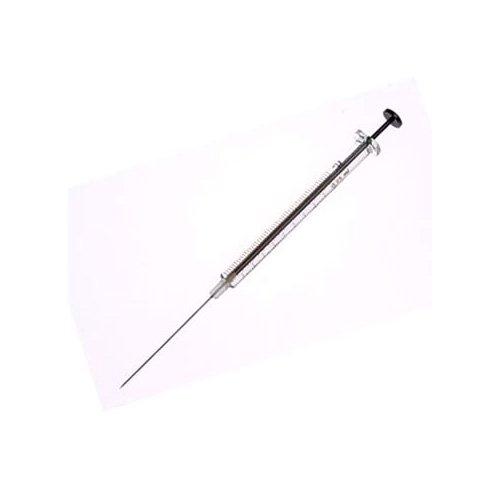 250µL, Model 1725 LTN, Hamilton Syringe (Cemented Needle), 22s Gauge, Point style Bevel