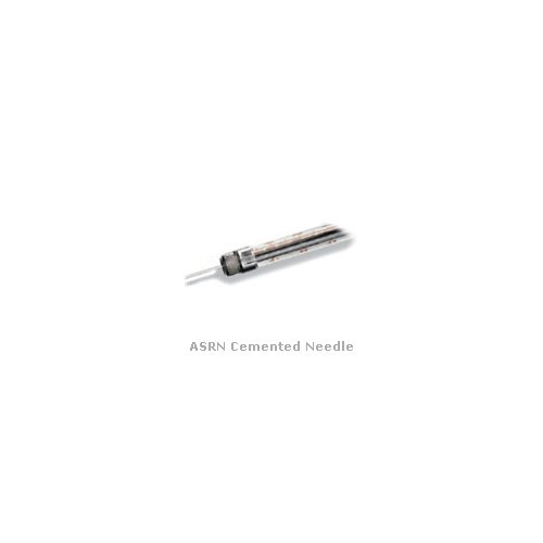 5µL, Model 75 RN, Hamilton Syringe for Agilent GC Autosampler (Small Removable Needle), 23s-26s Gauge, 1.71 in, Point style AS