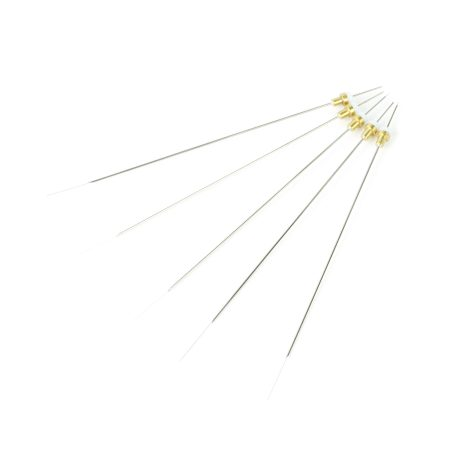 SGE 039250 1/2.5mL Replacement Needle. Tip style: LC, Gauge: 22 (0.028 inch), Needle length: 51(2 inch)mm. Pack Size: 5