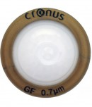 Cronus Glass Fibre Syringe Filter 25mm, 0.7µm