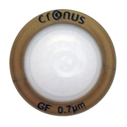Cronus Glass Fibre Syringe Filter 25mm, 0.7µm