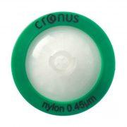 Nylon Syringe Filter, 25mm, 0.45um