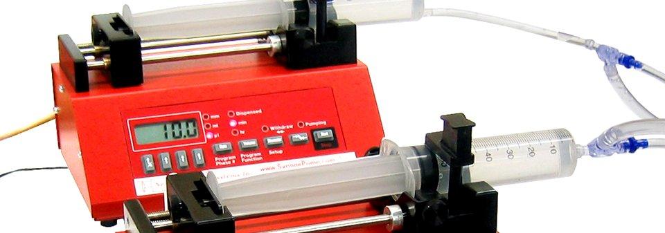 New Era syringe pumps