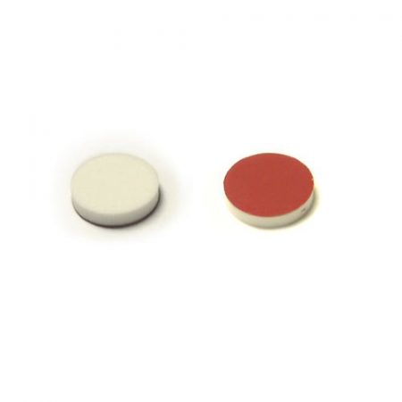 8mm silicon Teflon Septum