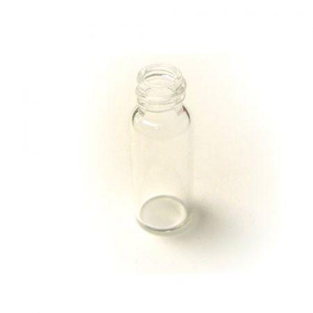 Clear autosampler vial