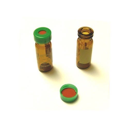 Crimp snap combi-kit amber green