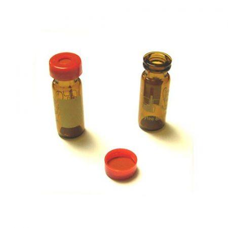 Crimp snap combi-kit amber red