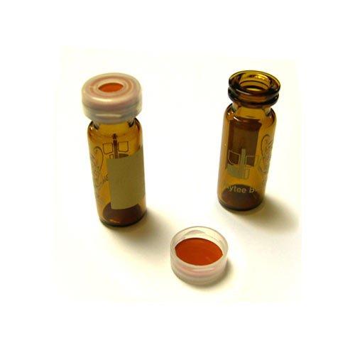 Crimp snap combi-kit amber