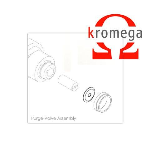 PEEK gold seal purge valve