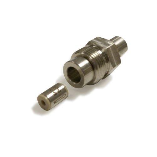 Agilent outlet ball valve from kromega