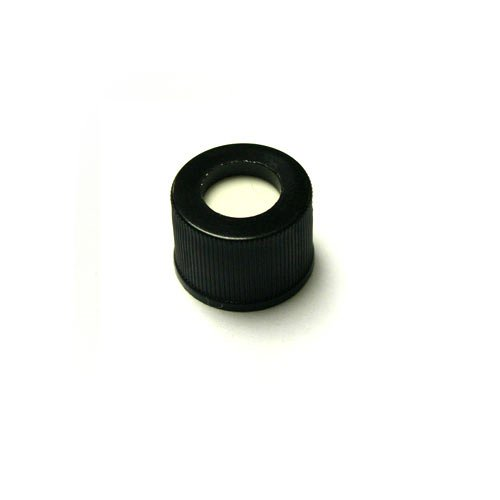 Screw cap for vials with 10mm thread
