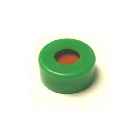 Snap cap green butyl teflon