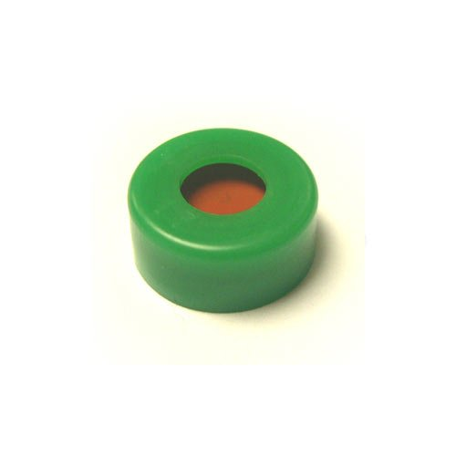 Snap cap green butyl teflon
