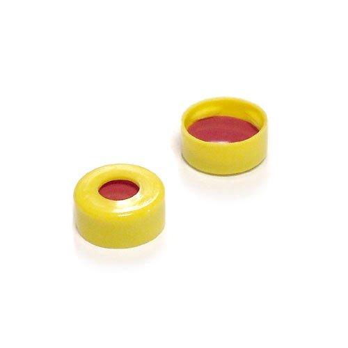 Snap cap yellow butyl teflon