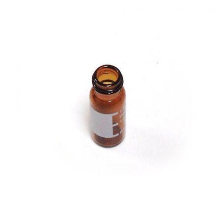 Target autosampler vial amber