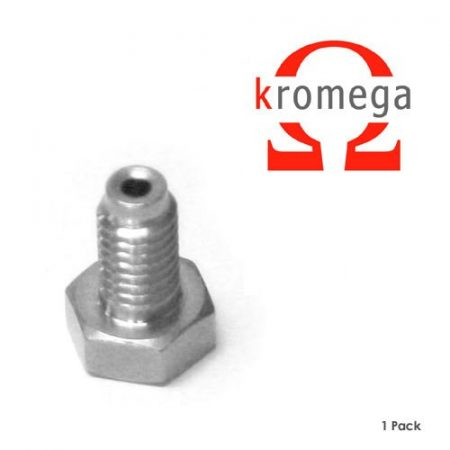 Waters style compression screw