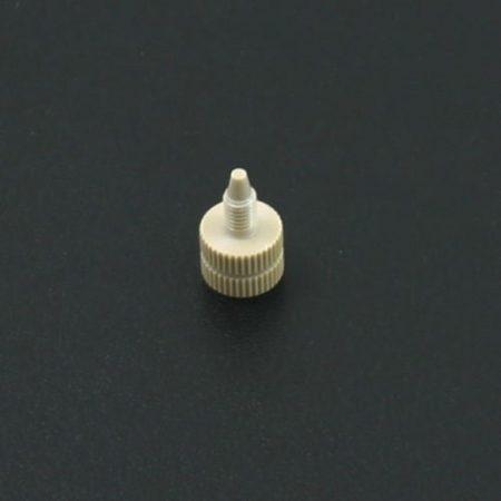 HPLC PEEK plug 10-32