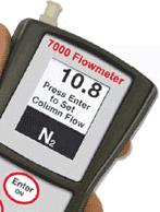 GC Flow meter