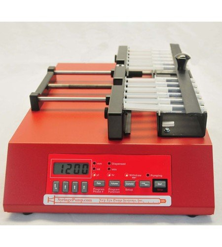 NE-1200 MultiChannel Syringe Pump