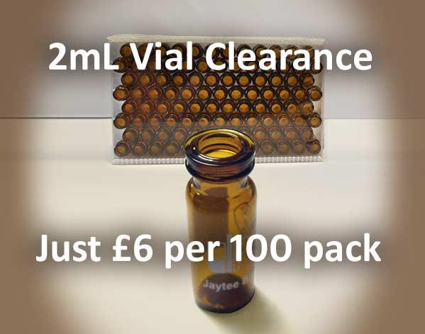 Vial offer