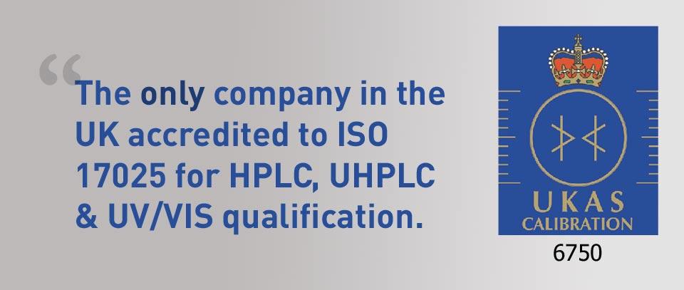 HPLC & GC Calibration