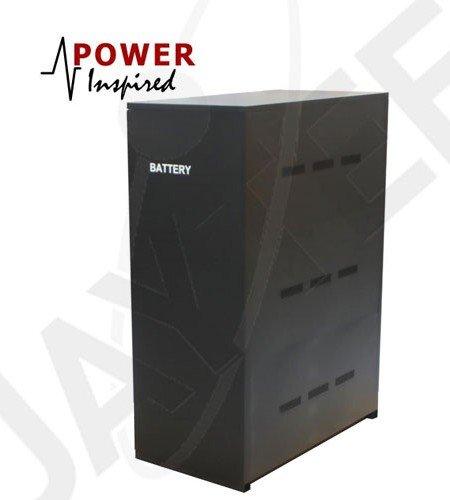 Enclosed Battery Cabinet 192V 100 Ah