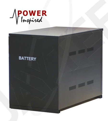 Enclosed Battery Cabinet 72V 100Ah