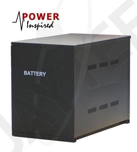 Enclosed Battery Cabinet 72V 100Ah
