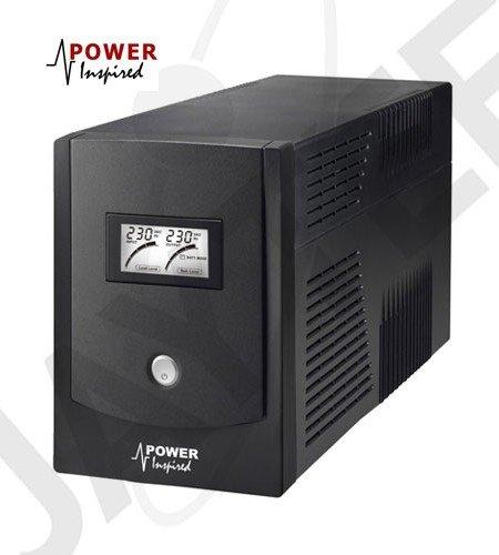 2KVA Sine-Wave UPS System