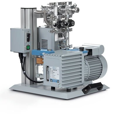 HP 40 B2 High-vacuum pumping