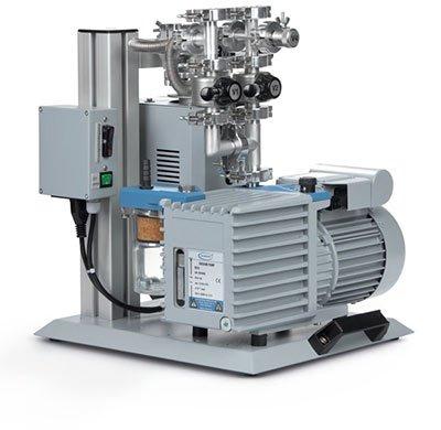 HP 40 B2 High-vacuum pumping