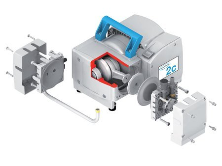 Vacuubrand chemistry diaphragm pumps