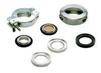VACUUBRAND clamping rings