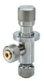 Gas inlet valve