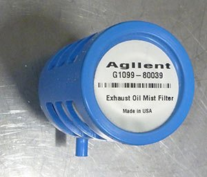 Agilent G1099-80039 oil mist filter