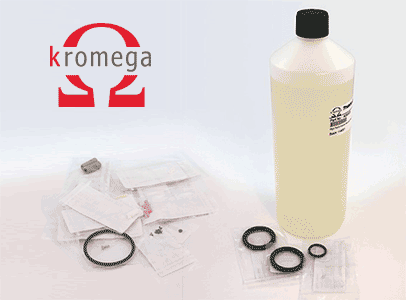 kromega GC-MS parts