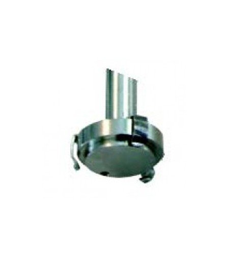 """A QLA 23"""" (585mm) UltraCenter precision tapered upper spin shaft for Hanson Vision"""