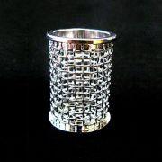 A QLA 10 mesh stainless steel basket Distek compatible Evolution Series