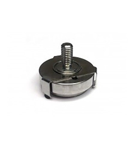 Basket adapter hub for old style Erweka hub assembly