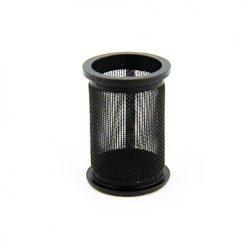 40 mesh standard push-on style basket for Distek