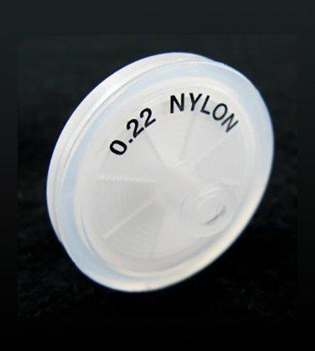 0.22µm nylon syringe filter for dissolution