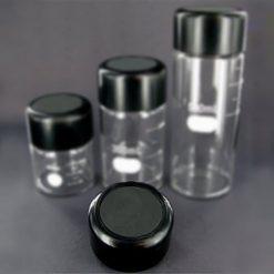 Fleaker cap fits 150mL, 300mL and 500mL dissolution fleakers
